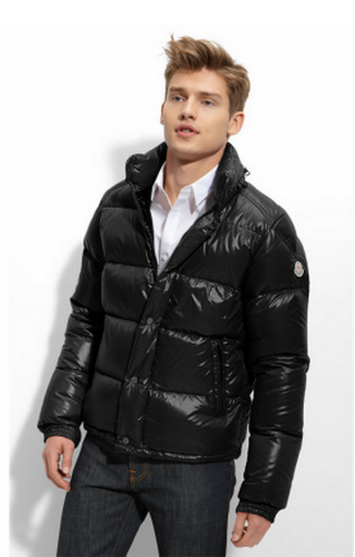 Moncler Everest Men Jacket Black