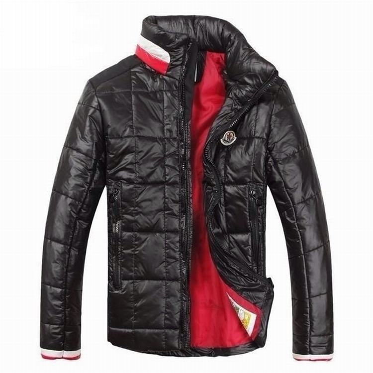 Moncler Gamme Bleu 06 Men Jacket Brown Red