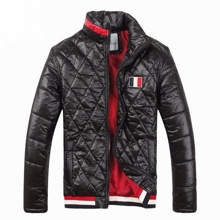 Moncler Gamme Bleu 07 Men Jacket Brown Red