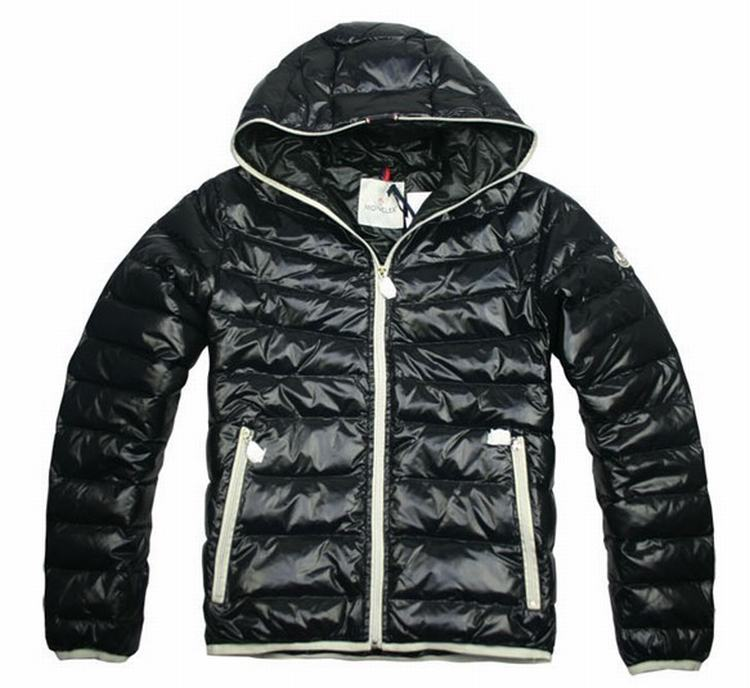 Moncler Jacket M-01 Men Jacket Black