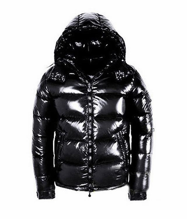 Moncler Maya Men Jacket Black