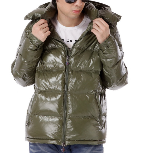 Moncler Maya Men Jacket Green