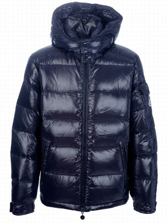 Moncler Maya Men Jacket Navy Blue