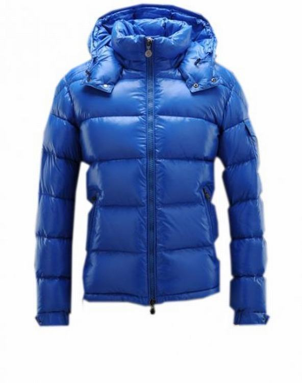 Moncler Maya Men Jacket Royal Blue