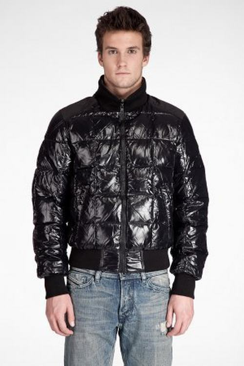 Moncler Racine Men Jacket Black