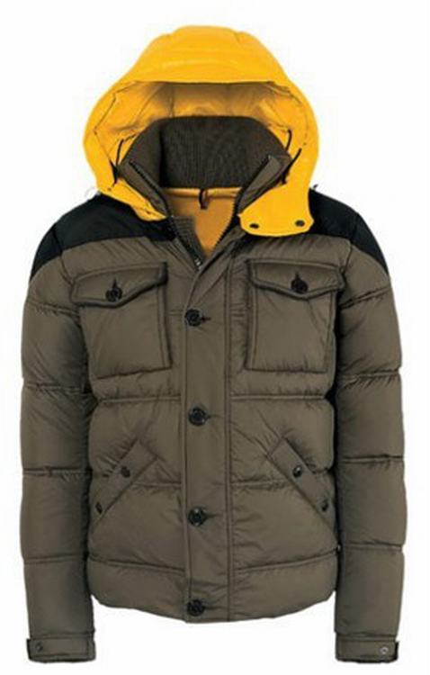 Moncler Rentilly Men Jacket Army Green