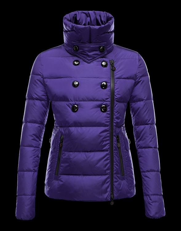 Moncler Cyroselle Women Jacket Purple