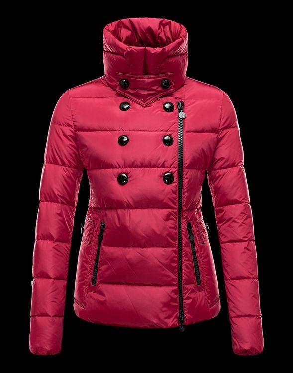 Moncler Cyroselle Women Jacket Red