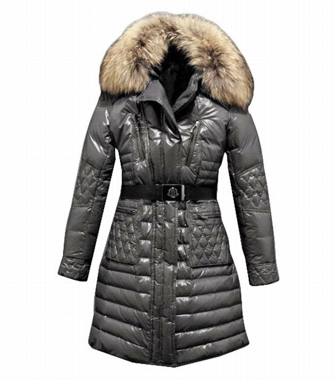 Moncler Maillol Women Jacket Grey