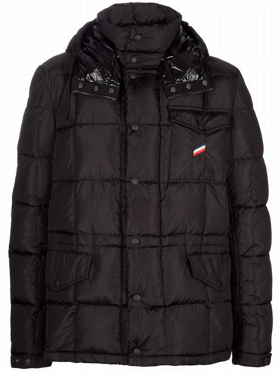 Moncler Allier Men Jacket Red