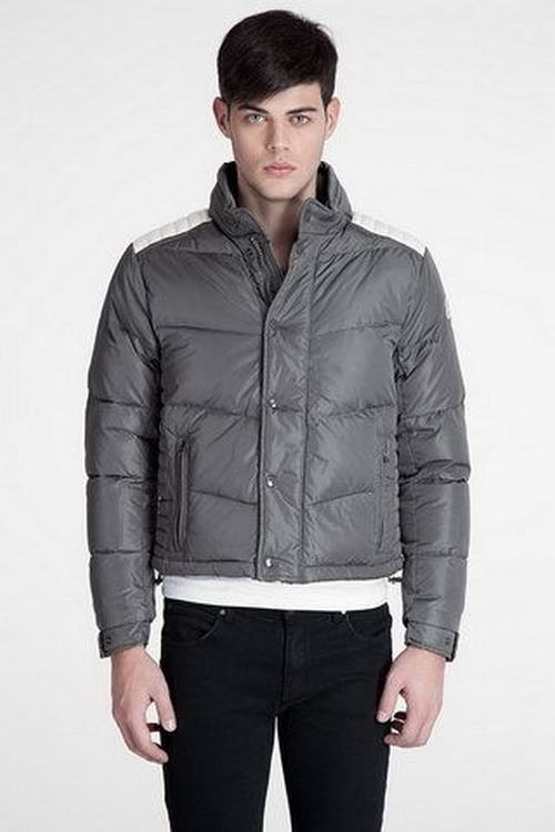 Moncler Austin Men Jacket Grey