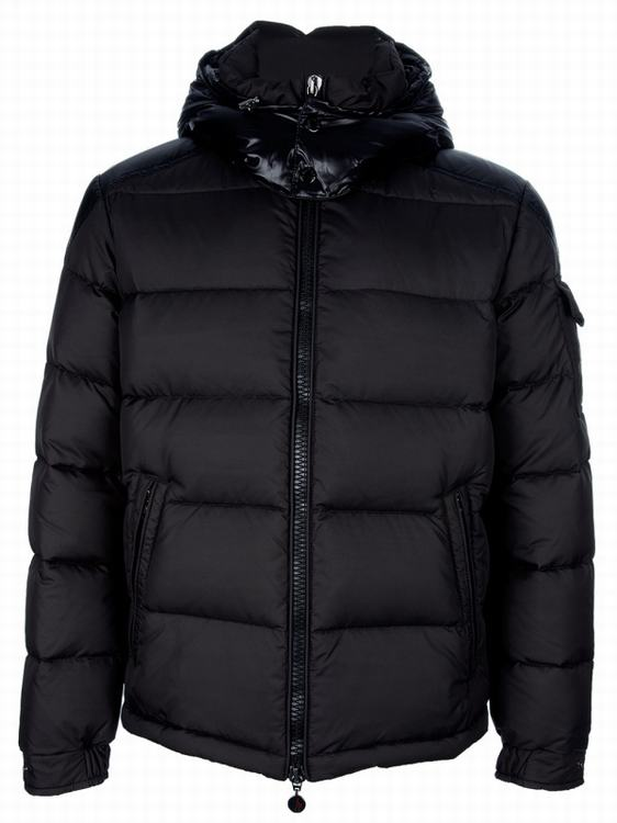 Moncler Chevalier Men Jacket Dark Blue