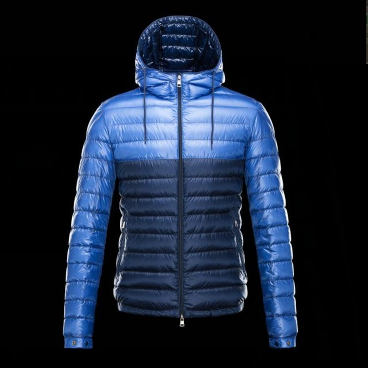 Moncler Emeric Men Jacket Blue
