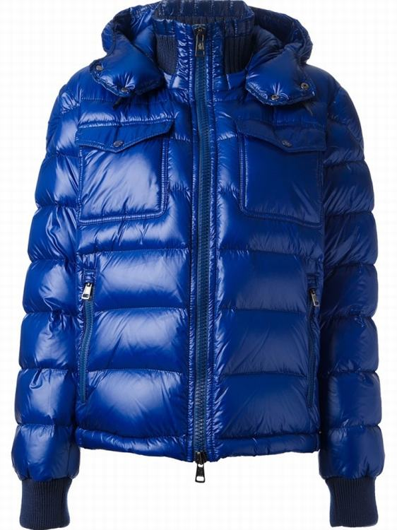 Moncler Fedor Men Jacket Royal Blue