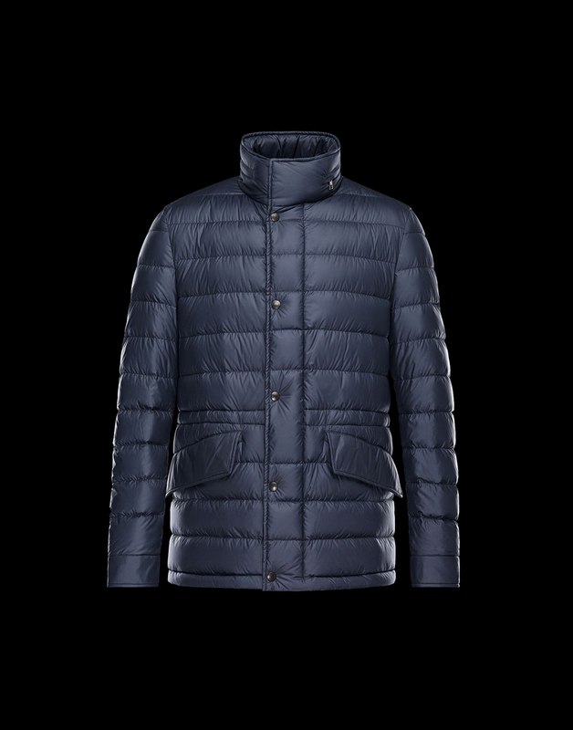 Moncler Feyder Men Jacket Blue