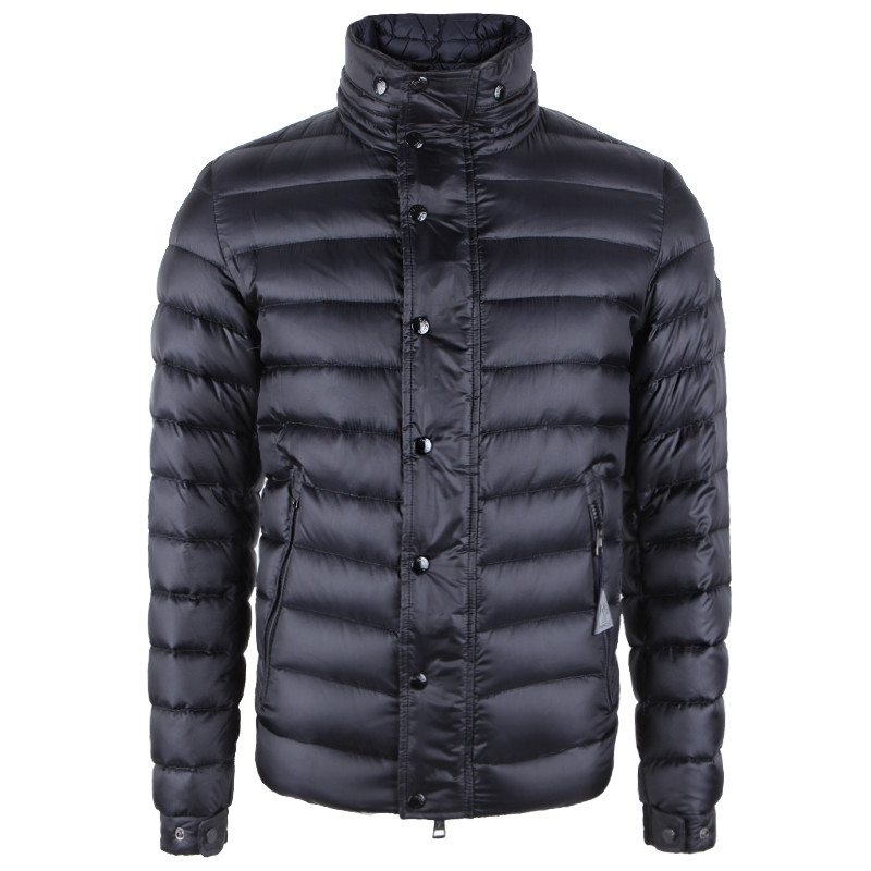 Moncler Gergy Men Jacket Navy Blue