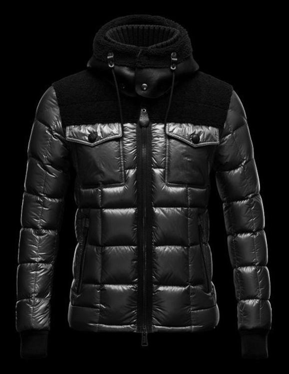 Moncler Lazare Men Jacket Black
