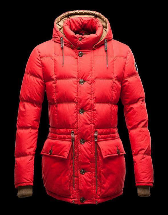 Moncler Montserrat Men Jacket Red