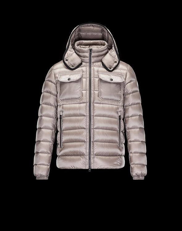 Moncler Valence Men Jacket Cherry