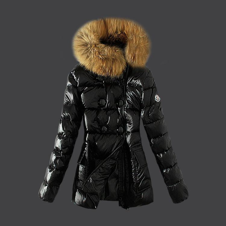 Moncler 1 Women Jacket Black