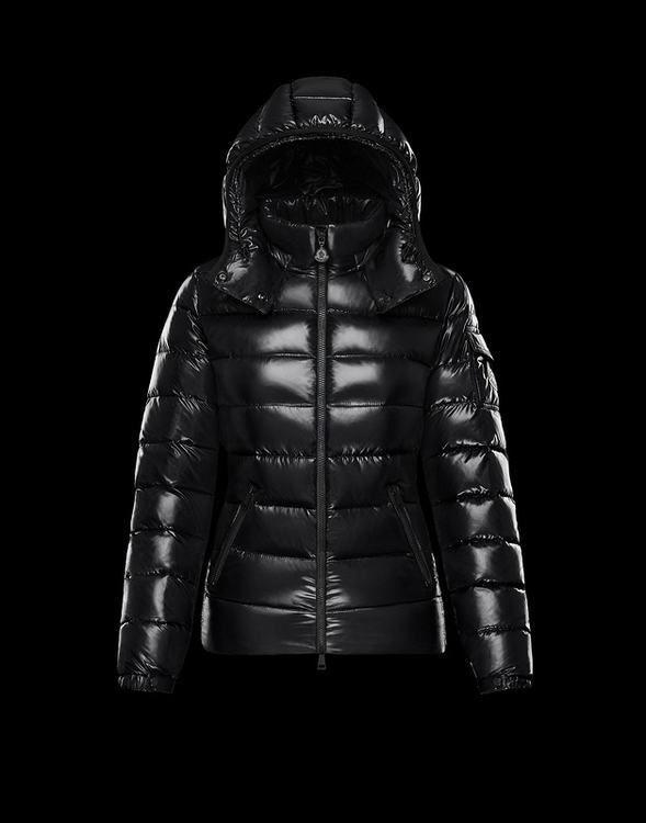 Moncler Bady Women Jacket Cream Black