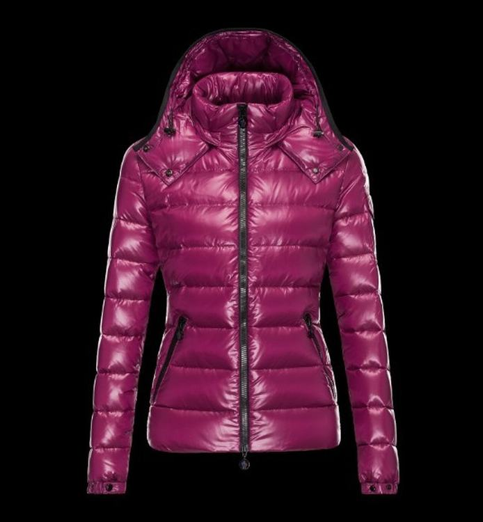 Moncler Bady Women Jacket Purple Pink