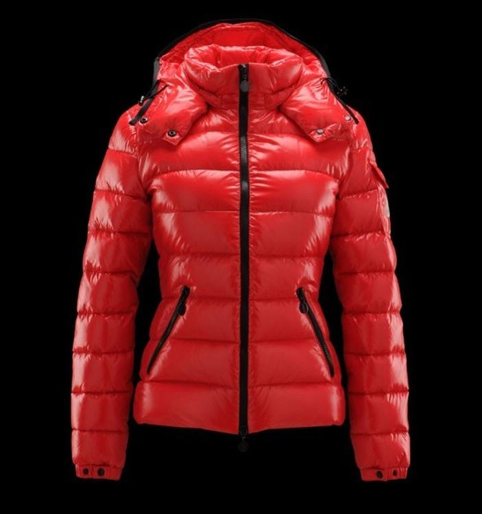 Moncler Bady Women Jacket Red