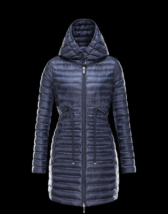 Moncler Barbel Women Jacket Royal Blue