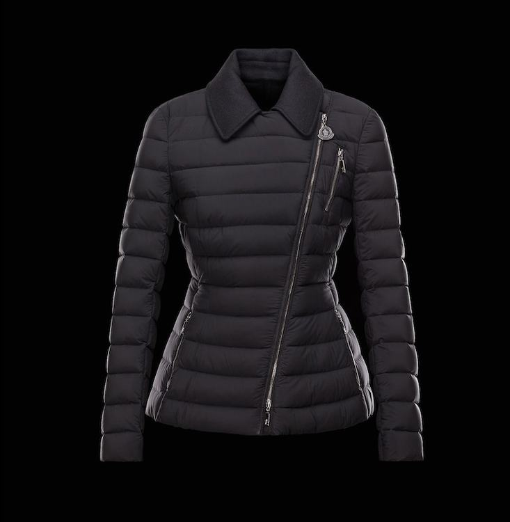 Moncler Briere Women Jacket Black