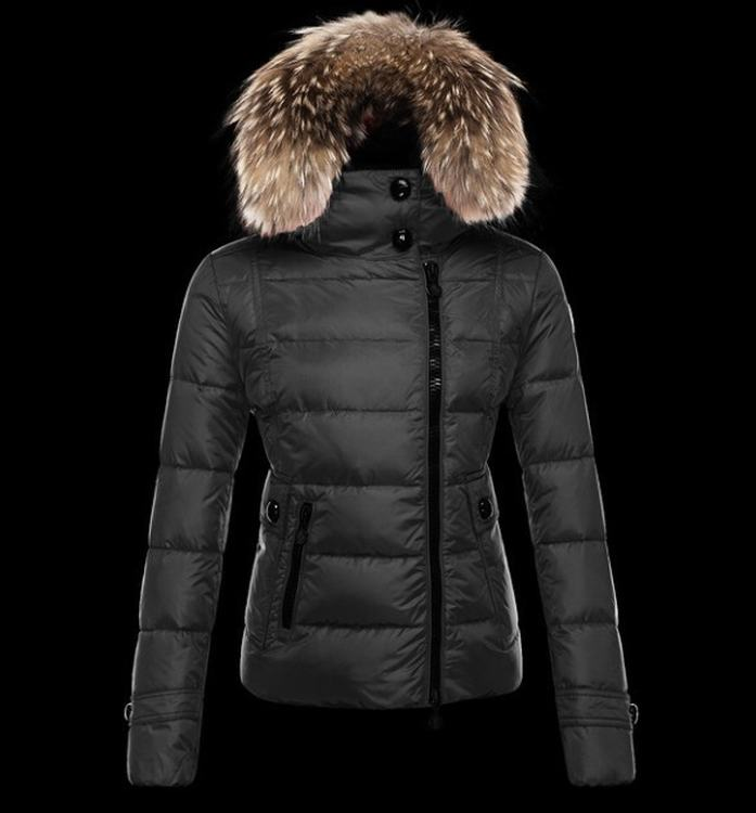 Moncler Bryone Women Jacket Black