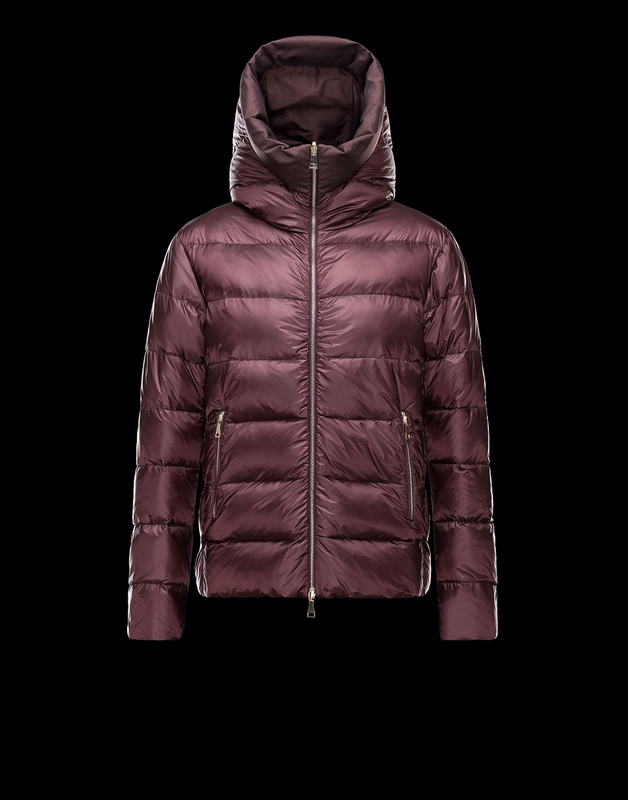 Moncler Caen Women Jacket Red