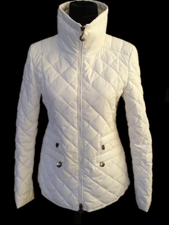 Moncler Champetre Women Jacket White