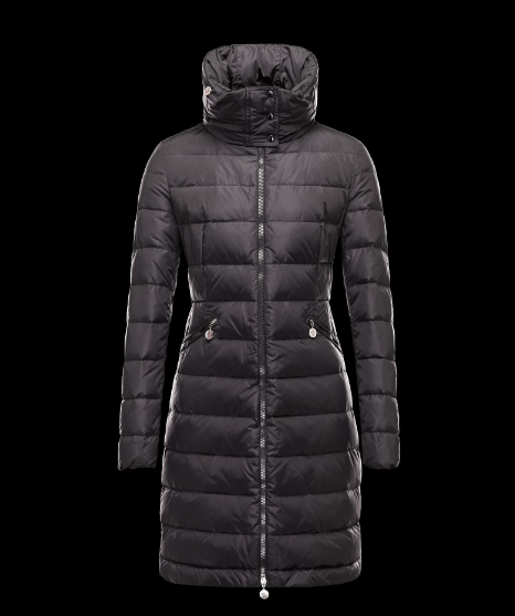 Moncler Flamme Women Jacket Dark Blue