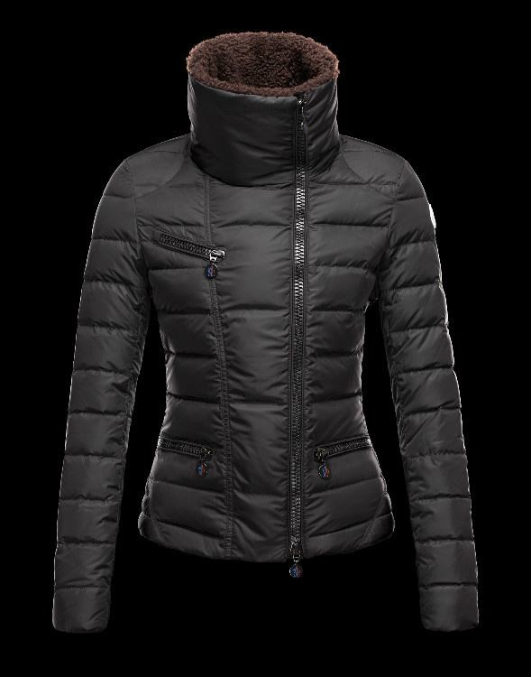 Moncler Frene Women Jacket Black