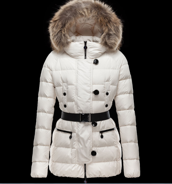 Moncler Gene Women Jacket White