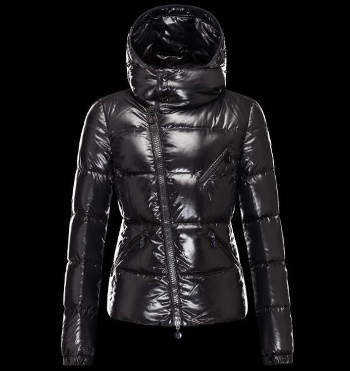 Moncler Gesse Women Jacket Dark Red