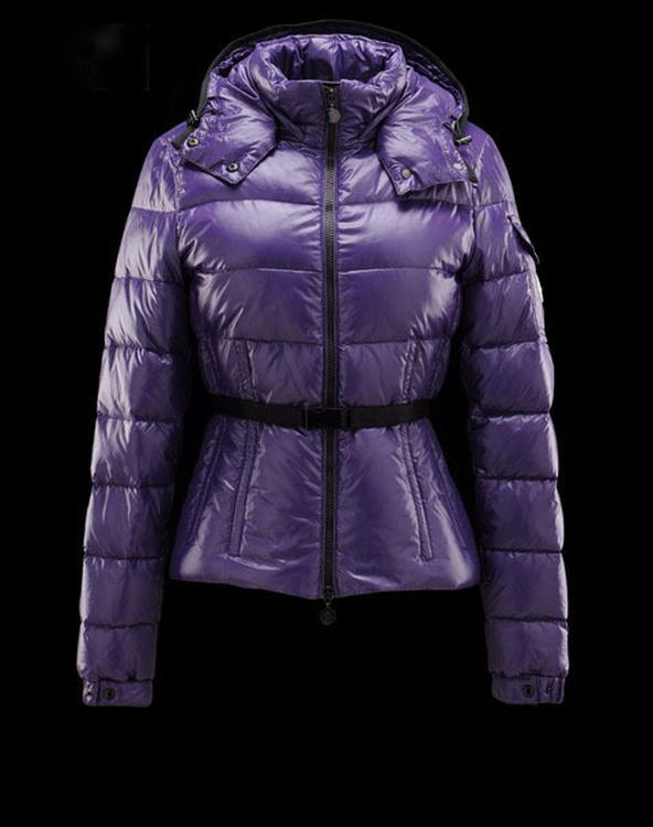 Moncler Grenadille Women Jacket Purple