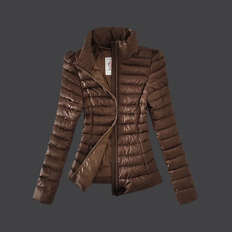 Moncler Grenoble 06 Women Jacket Brown