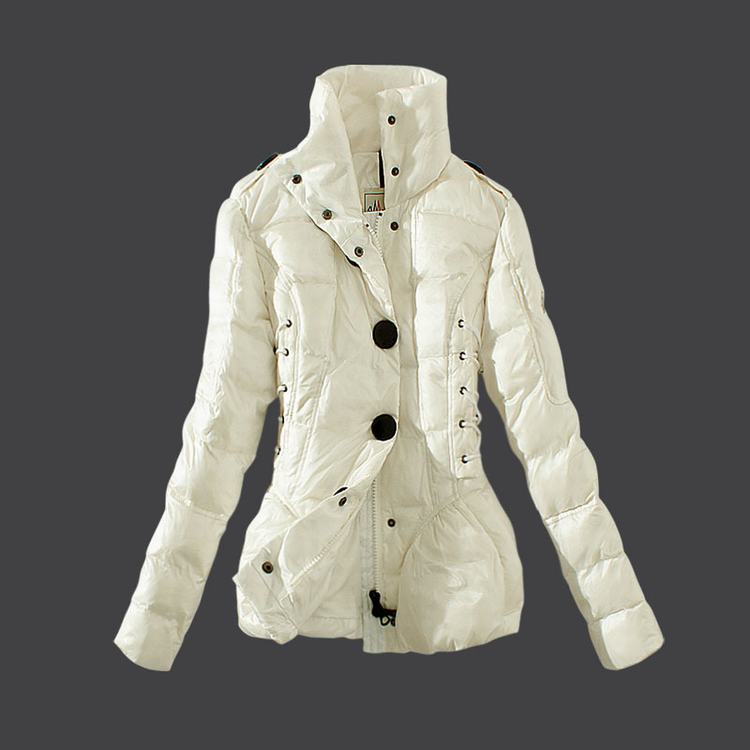 Moncler Grenoble 11 Women Jacket White