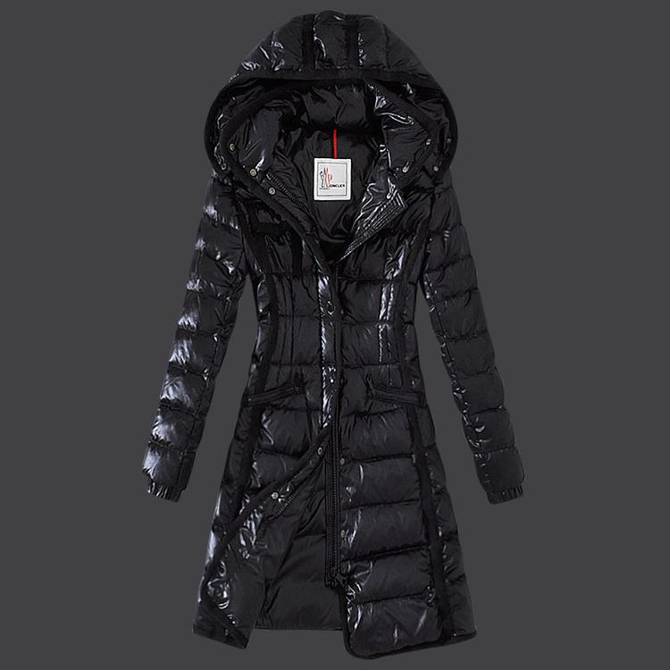Moncler Grenoble 18 Women Jacket Black