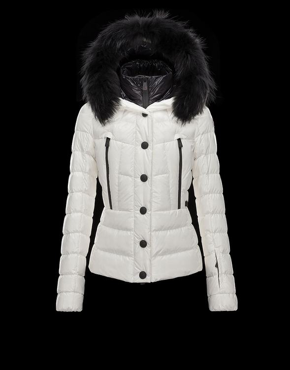 Moncler Grenoble Bever Women Jacket White