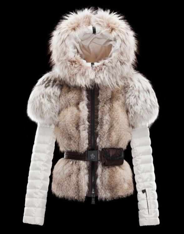 Moncler Grenoble Jager Women Jacket Pink