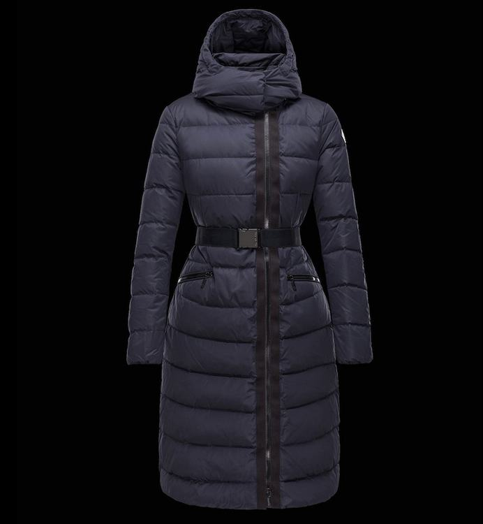 Moncler Lanoux Women Jacket Blue