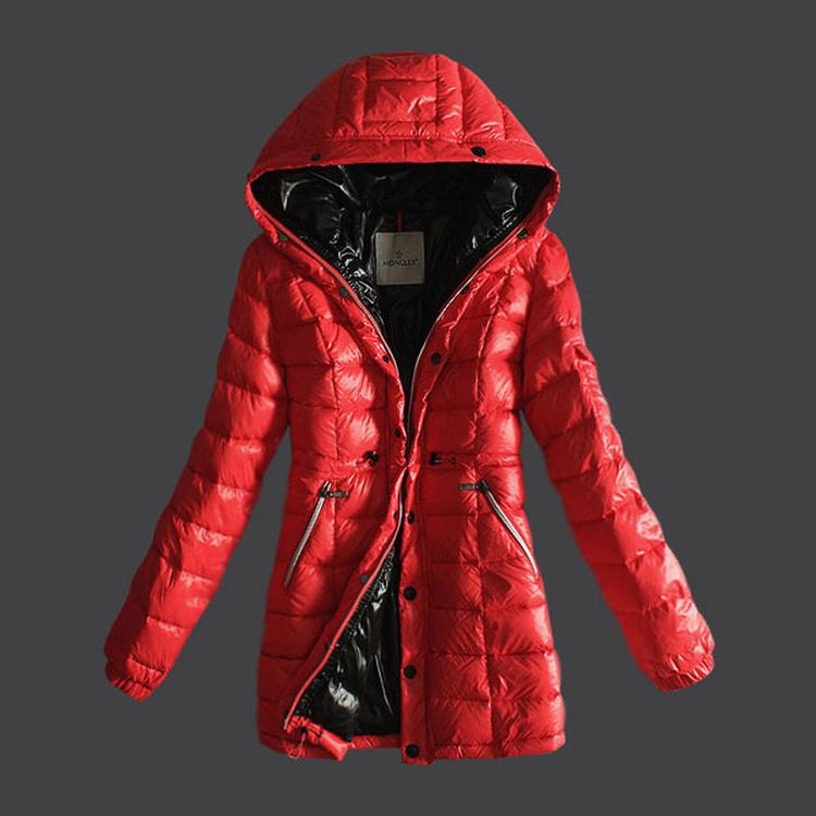 Moncler Laure Women Jacket Red