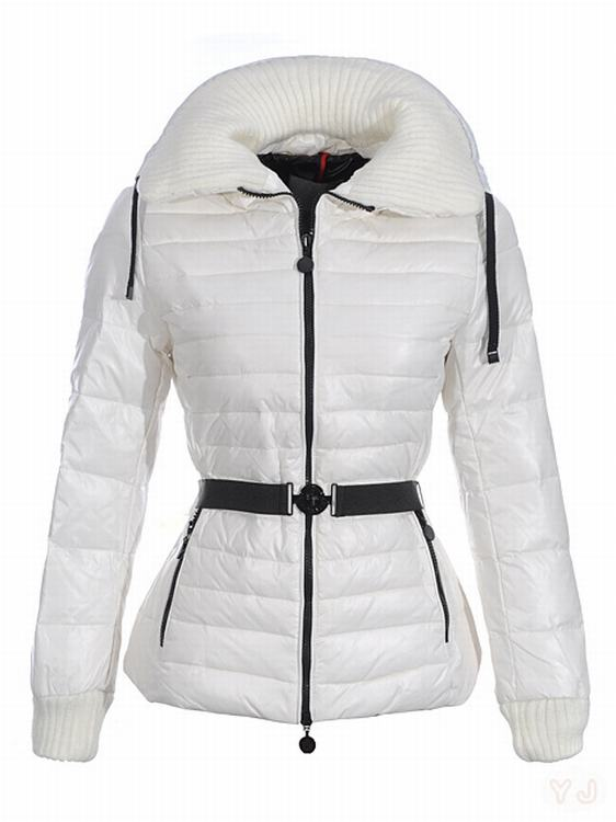 Moncler Lierre Women Jacket White