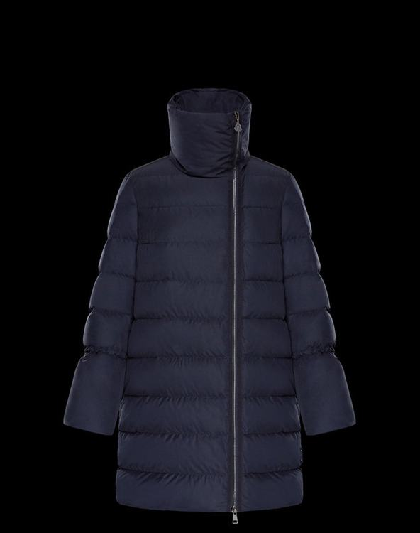 Moncler Lobelia Women Jacket Blue