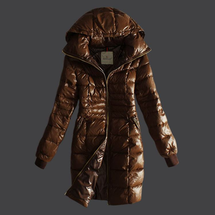 Moncler Marcy Na Women Jacket Red Brown
