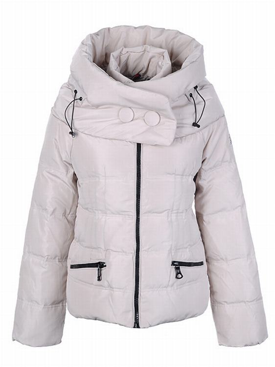 Moncler Mengs Women Jacket White
