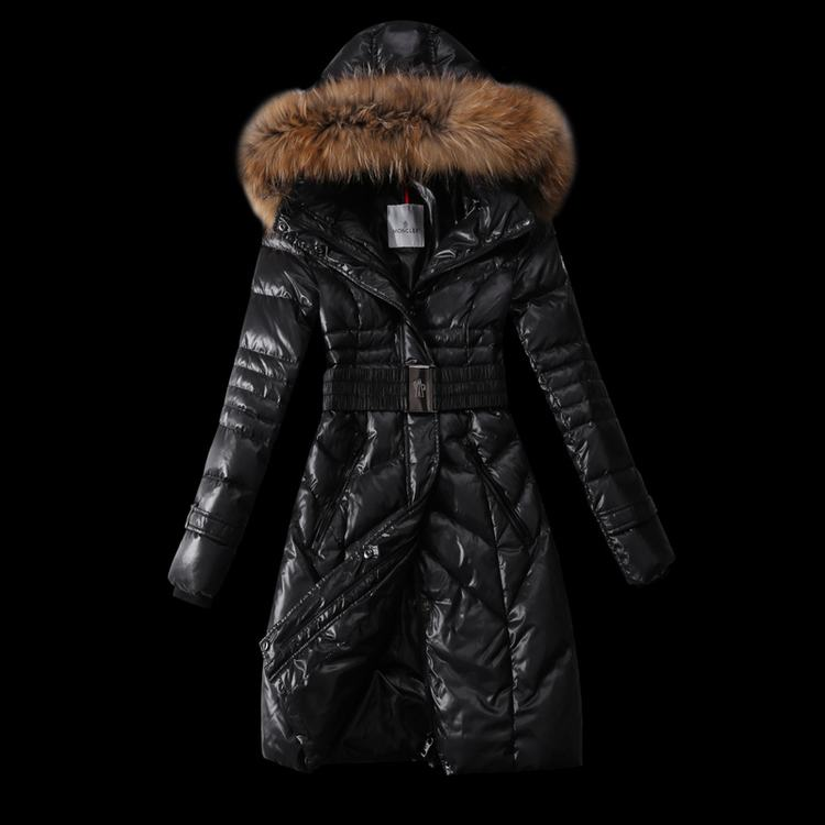 Moncler New Two Women Jacket Black