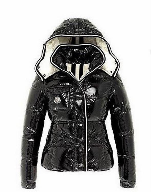 Moncler Quincy Women Jacket Black